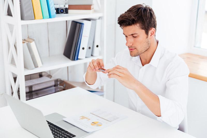 Sechs Geschäftsprozesse, in denen das Smartphone die digitale Dokumentenverarbeitung optimiert