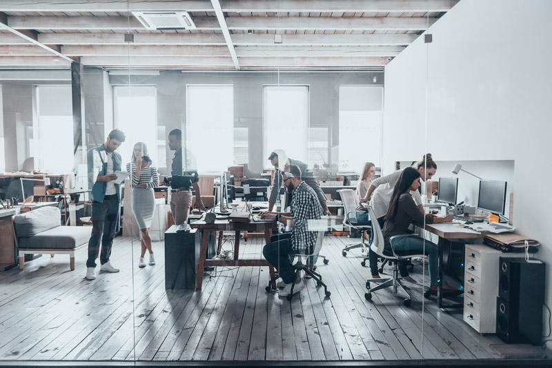 """""""Arbeitsplatz-Killer"""" Digitalisierung?"""
