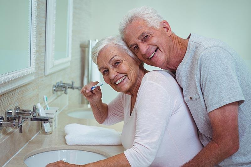 Für das Alter im Voraus planen – Die Badsanierung