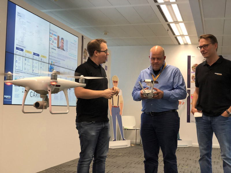Nagarro bringt Demo-Lab für Digitalisierung nach Österreich