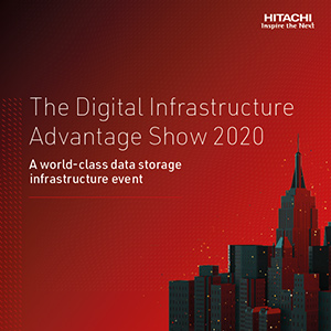Die Hitachi Digital Infrastructure Advantage Show 2020