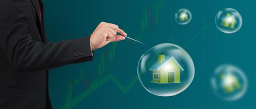 Wann platzt die Immobilienblase?
