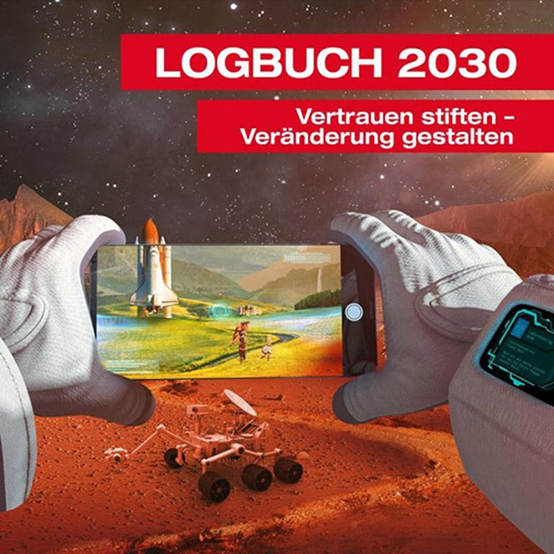 26. qualityaustria Forum: Logbuch 2030. Vertrauen stiften – Veränderung gestalten.