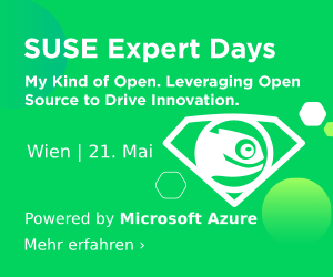 SUSE Expert Day Wien