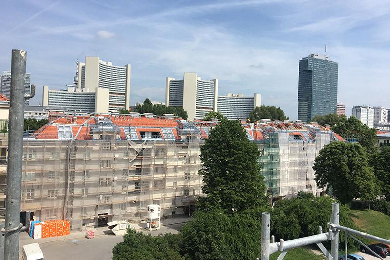 Wien wächst nach oben