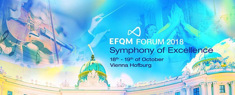 Symphony of Excellence - EFQM Forum 2018 in Wien