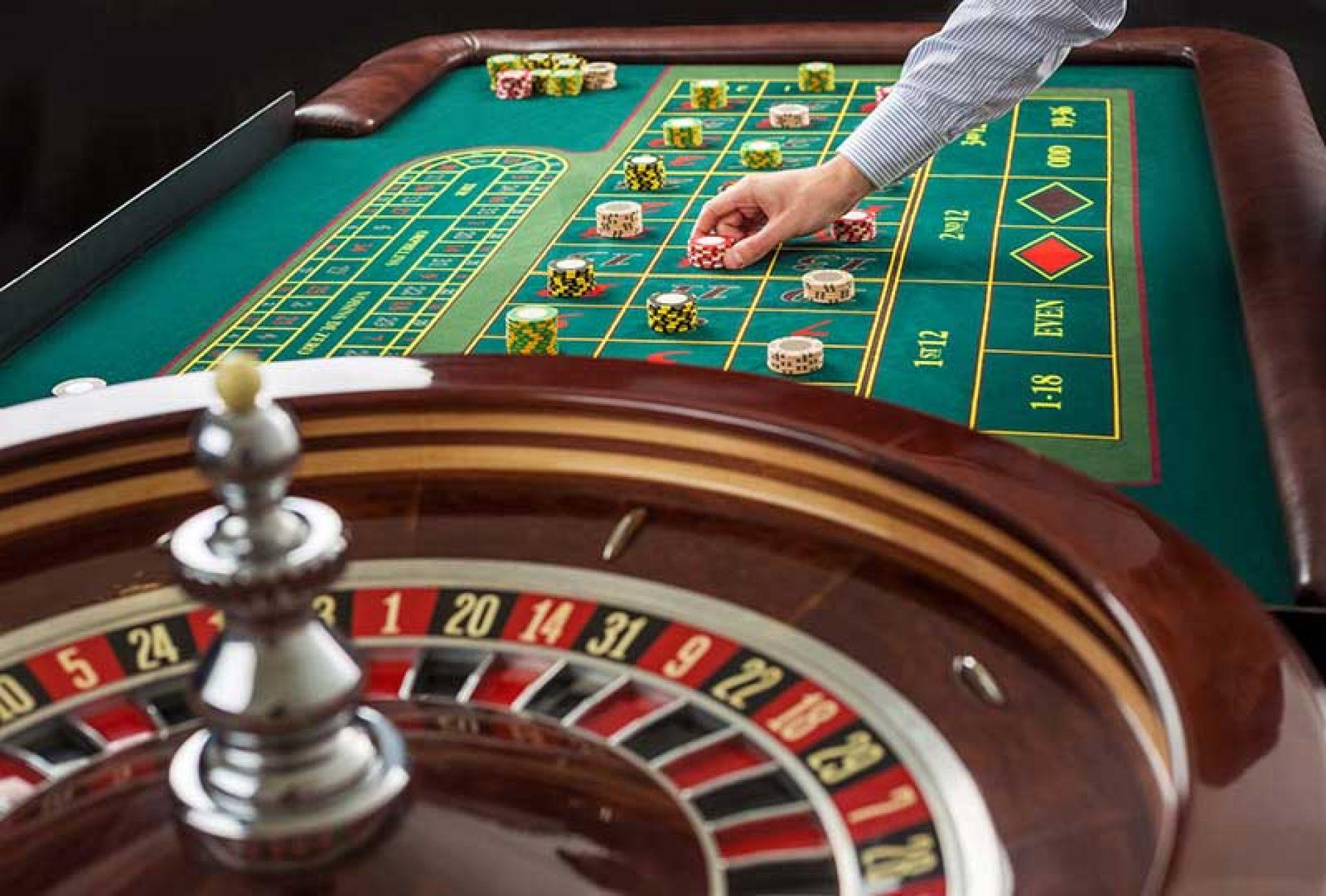 Roulette spielen und Geld verdienen