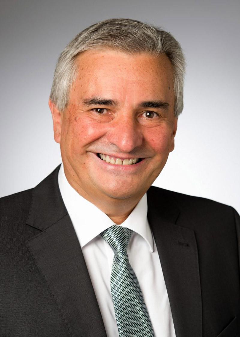 Konrad Scheider erhält EOQ Georges Borel Award