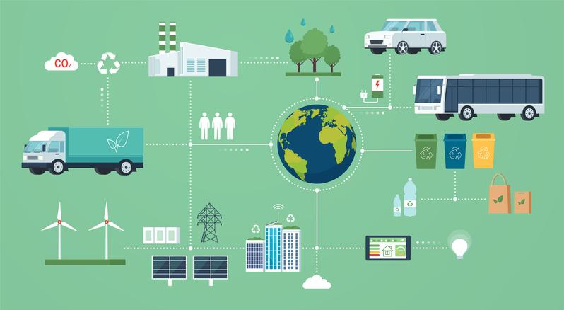 Welche Chancen bieten sich durch Blockchain für den Umweltschutz? (Teil 1/2)