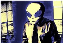 Außerirdischer Amtsschimmel